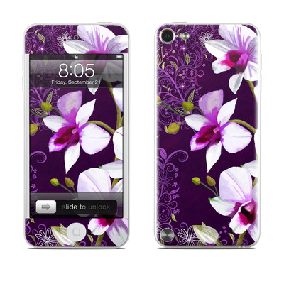 iPod Touch 5G Skin - Violet Worlds