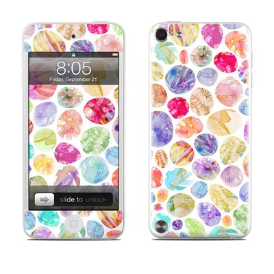 iPod Touch 5G Skin - Watercolor Dots