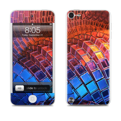iPod Touch 5G Skin - Waveform