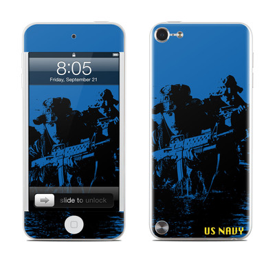 iPod Touch 5G Skin - Water Heist