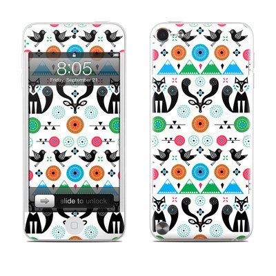 iPod Touch 5G Skin - Winter Forest