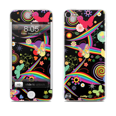 iPod Touch 5G Skin - Wonderland