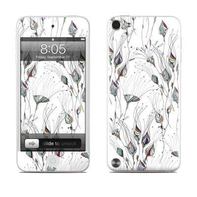 iPod Touch 5G Skin - Wildflowers