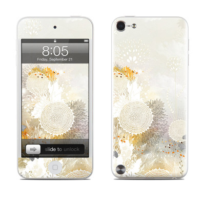iPod Touch 5G Skin - White Velvet