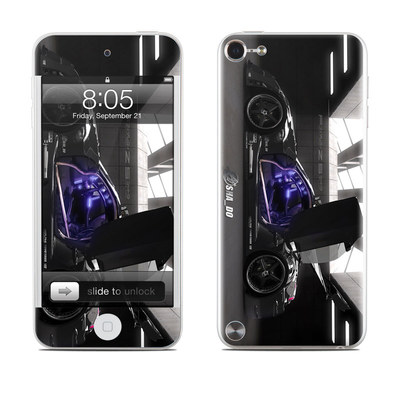 iPod Touch 5G Skin - Z33 Dark