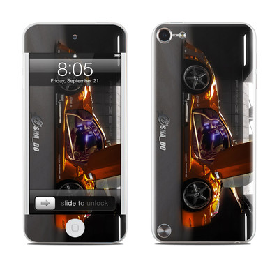 iPod Touch 5G Skin - Z33 Light