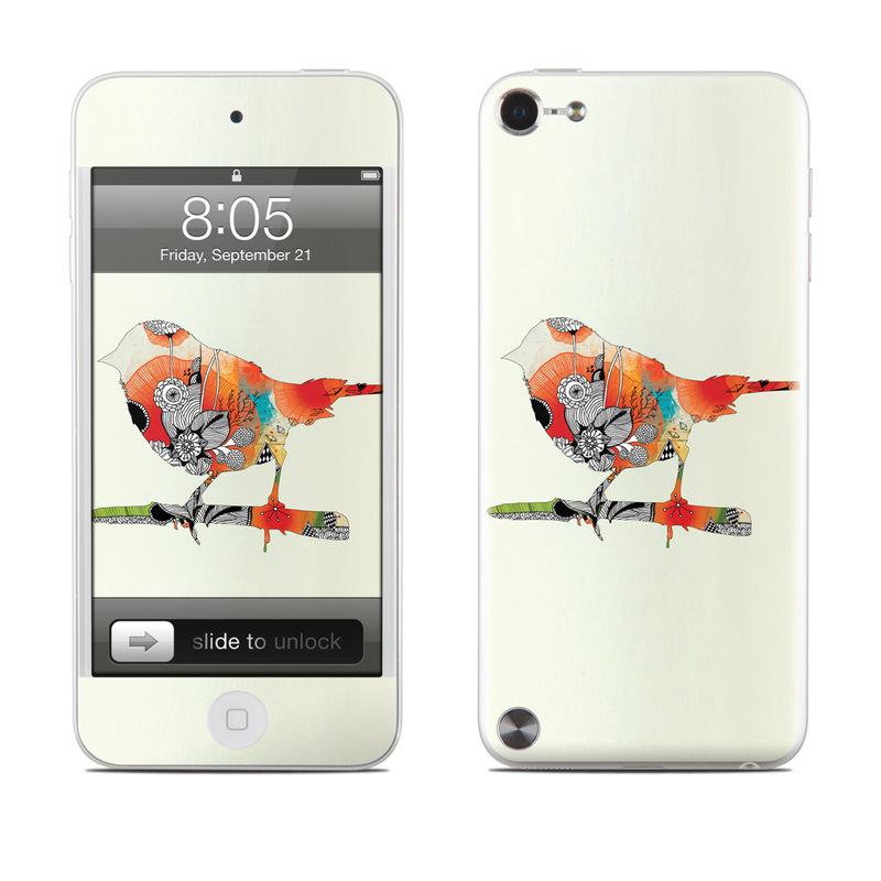 IPod Touch 5G Skin Little Bird