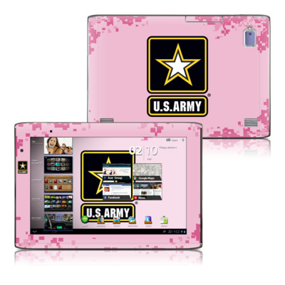 Acer Iconia Tab A500 Skin - Army Pink