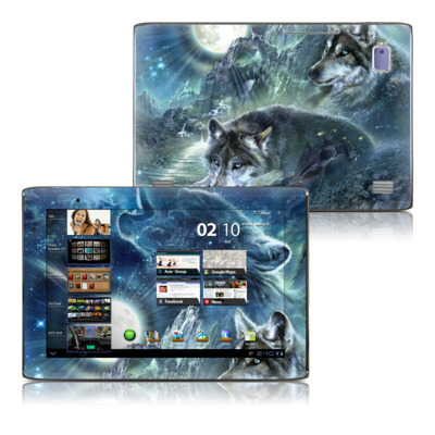 Acer Iconia Tab A500 Skin - Bark At The Moon