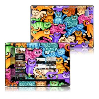Acer Iconia Tab A500 Skin - Colorful Kittens