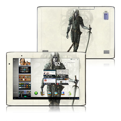 Acer Iconia Tab A500 Skin - Dark Elf