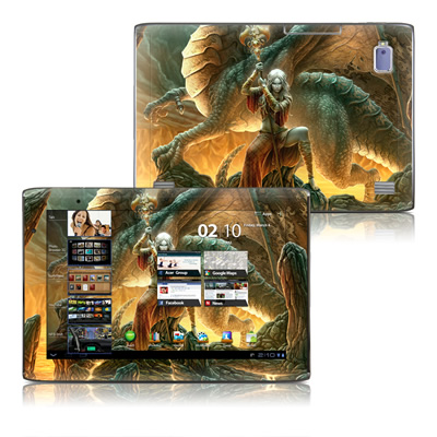 Acer Iconia Tab A500 Skin - Dragon Mage