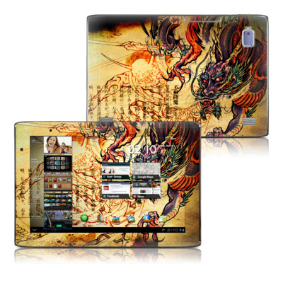 Acer Iconia Tab A500 Skin - Dragon Legend