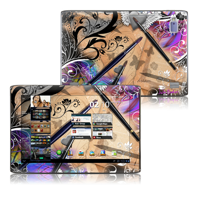 Acer Iconia Tab A500 Skin - Dream Flowers