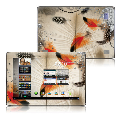 Acer Iconia Tab A500 Skin - Feather Dance