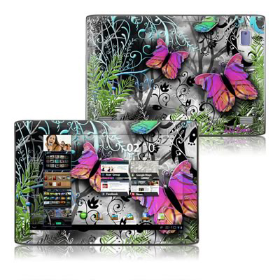 Acer Iconia Tab A500 Skin - Goth Forest