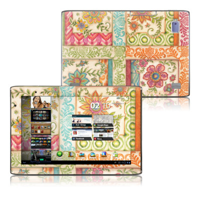 Acer Iconia Tab A500 Skin - Ikat Floral