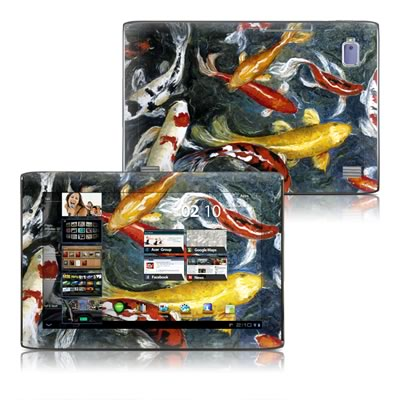 Acer Iconia Tab A500 Skin - Koi's Happiness