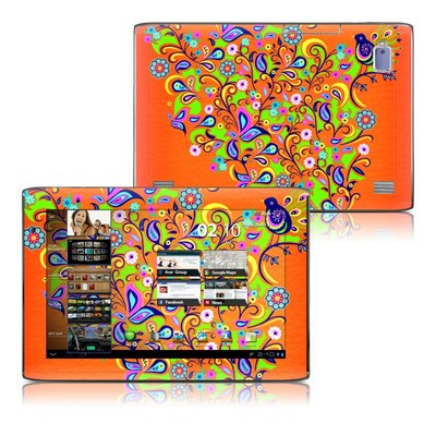 Acer Iconia Tab A500 Skin - Orange Squirt