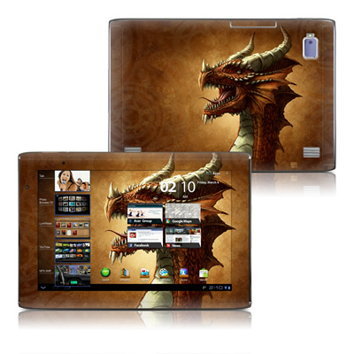 Acer Iconia Tab A500 Skin - Red Dragon