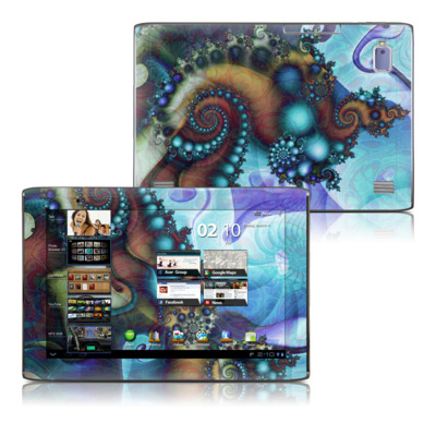 Acer Iconia Tab A500 Skin - Sea Jewel