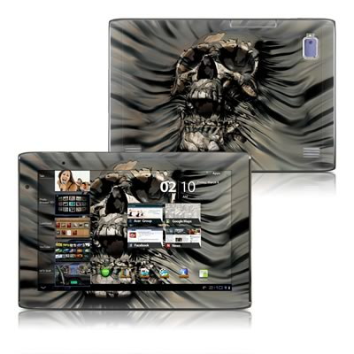 Acer Iconia Tab A500 Skin - Skull Wrap