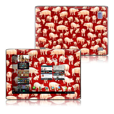 Acer Iconia Tab A500 Skin - Some Pig
