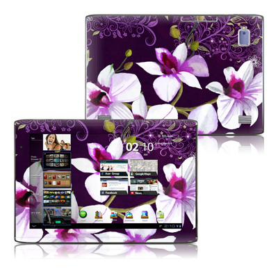Acer Iconia Tab A500 Skin - Violet Worlds