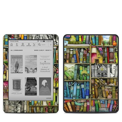 Amazon Kindle 10th Gen Skin - Bookshelf