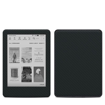 Amazon Kindle 10th Gen Skin - Carbon