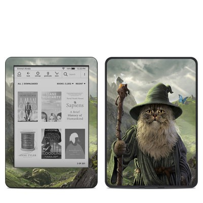 Amazon Kindle 10th Gen Skin - Catdalf