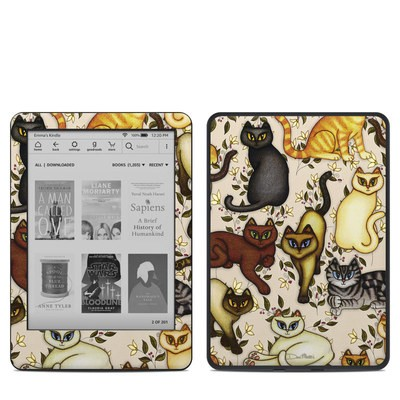 Amazon Kindle 10th Gen Skin - Cats