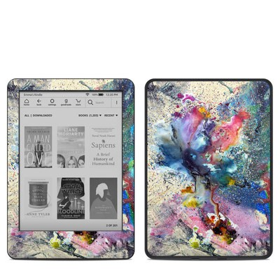 Amazon Kindle 10th Gen Skin - Cosmic Flower