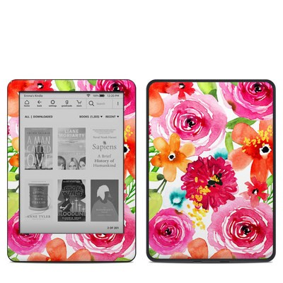 Amazon Kindle 10th Gen Skin - Floral Pop