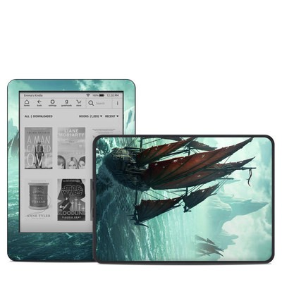 Amazon Kindle 10th Gen Skin - Into the Unknown