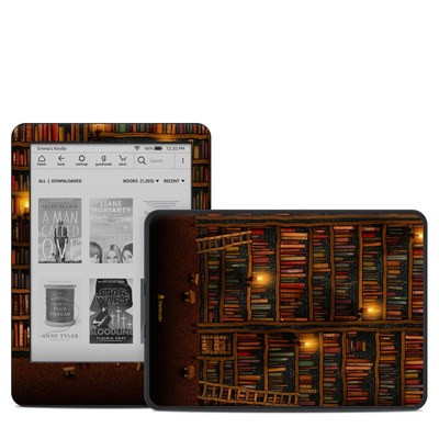 Amazon Kindle 10th Gen Skin - Library