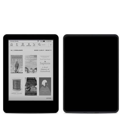 Amazon Kindle 10th Gen Skin - Solid State Black