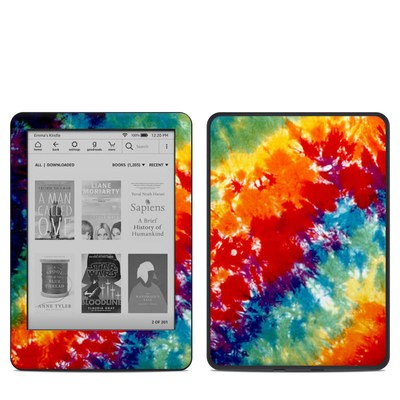Amazon Kindle 10th Gen Skin - Tie Dyed