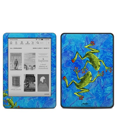 Amazon Kindle 10th Gen Skin - Tiger Frogs