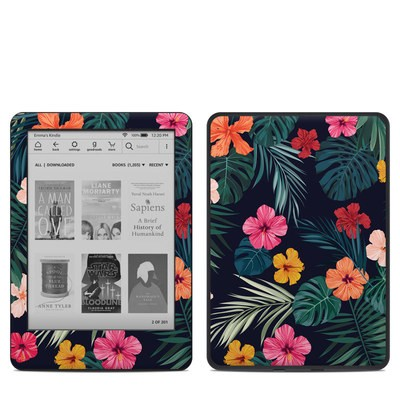 Amazon Kindle 10th Gen Skin - Tropical Hibiscus
