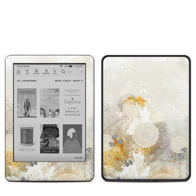 Amazon Kindle 10th Gen Skin - White Velvet