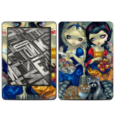 Amazon Kindle 2014 Skin - Alice & Snow White