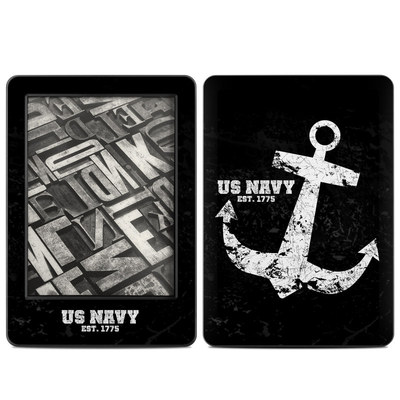 Amazon Kindle 2014 Skin - Anchor