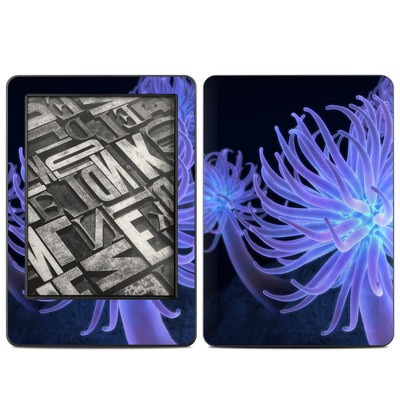 Amazon Kindle 2014 Skin - Anemones