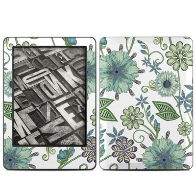 Amazon Kindle 2014 Skin - Antique Nouveau