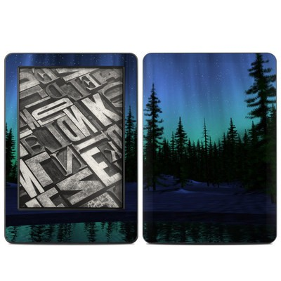 Amazon Kindle 2014 Skin - Aurora