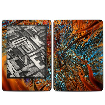 Amazon Kindle 2014 Skin - Axonal