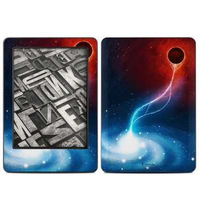 Amazon Kindle 2014 Skin - Black Hole