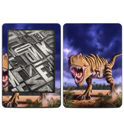 Amazon Kindle 2014 Skin - Brown Rex