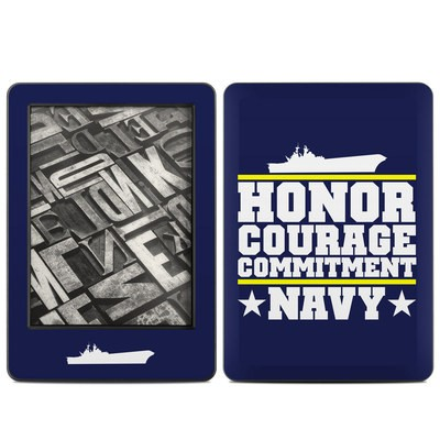 Amazon Kindle 2014 Skin - Commitment